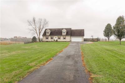 Floyd County Single Family Home For Sale: 6001 Rising Fawn Court