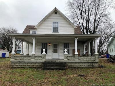 Harrison County Single Family Home For Sale: 535 Main Street NE
