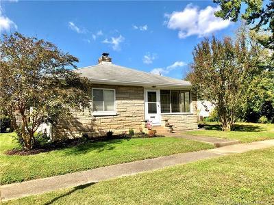 New Albany Single Family Home For Sale: 2231 E Oak Street