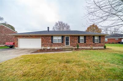 New Albany Single Family Home For Sale: 3520 Greenfield Drive