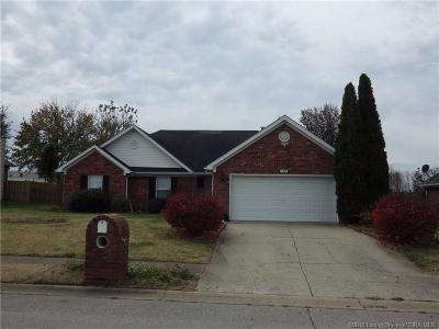 Jeffersonville Single Family Home For Sale: 3517 Flagstaff Drive