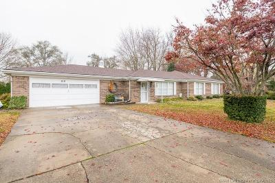 Clarksville Single Family Home For Sale: 519 Beechlawn Drive
