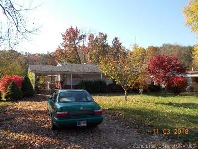 New Albany IN Single Family Home For Sale: $95,680