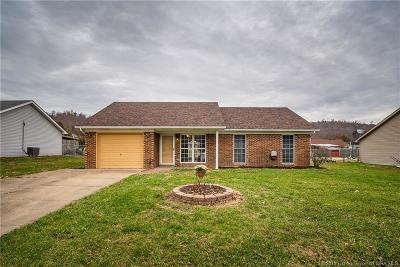 Borden Single Family Home For Sale: 109 Vine Court