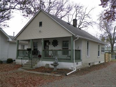 New Albany IN Single Family Home For Sale: $77,500