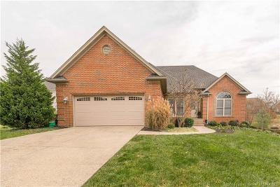 Floyds Knobs Single Family Home For Sale: 4020 Viewcrest