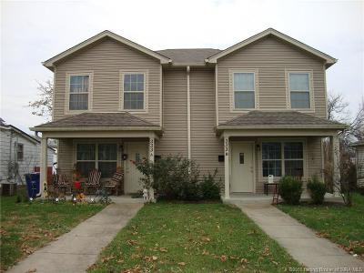 Sellersburg Single Family Home For Sale: 333 Popp Avenue