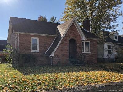 Clark County Single Family Home For Sale: 882 High Street