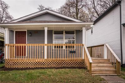 Jeffersonville Single Family Home For Sale: 420 Walnut Street