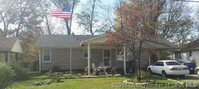 Clark County Single Family Home For Sale: 1119 Highland Drive
