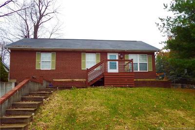 Floyd County Single Family Home For Sale: 2417 Lyon Lane