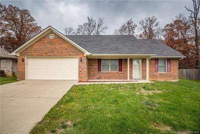Clark County Single Family Home For Sale: 2208 Goldenrod Circle