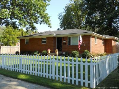 Clark County Single Family Home For Sale: 714 Amanda B Cole Avenue