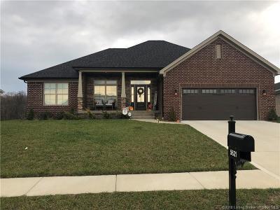 Clark County Single Family Home For Sale: 5621 Covington Drive
