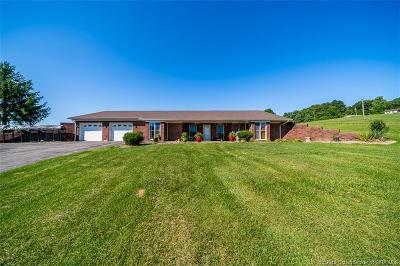 Harrison County Single Family Home For Sale: 6759 Ponderosa Road NE