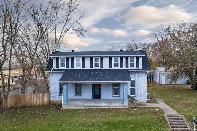 Clark County Single Family Home For Sale: 141 Market Street E