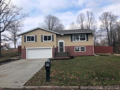 Lawrence County Single Family Home For Sale: 215 Bailey Lane