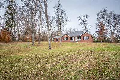 Harrison County Single Family Home For Sale: 1308 Cemetery Road NE