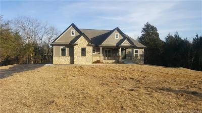 Georgetown Single Family Home For Sale: 4368 Wooded Ridge NE