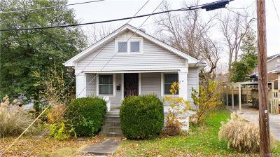 Jeffersonville Single Family Home For Sale: 619 Graham Street