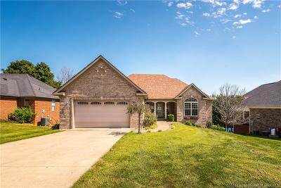 Floyds Knobs Single Family Home For Sale: 4012 Crestwood Drive