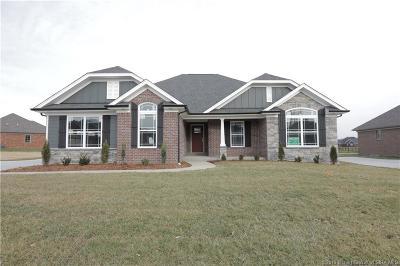 Henryville Single Family Home For Sale: 1881 Hazeltine Way