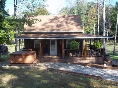 Orange County Single Family Home For Sale: 6251 S County Road 575 Road E