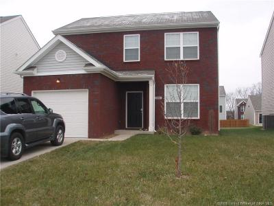 Jeffersonville Single Family Home For Sale: 3192 Red Barn Loop