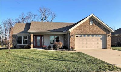 Charlestown Single Family Home For Sale: 5511 Covington Drive