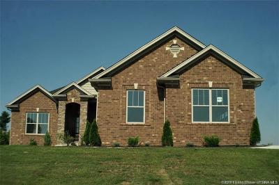 Jeffersonville Single Family Home For Sale: 2911 Boulder Ridge Drive