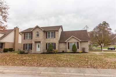 Floyd County Single Family Home For Sale: 4300 Sunrise Vail
