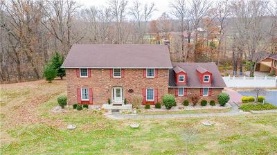 New Albany Single Family Home For Sale: 3025 Brookhaven Road