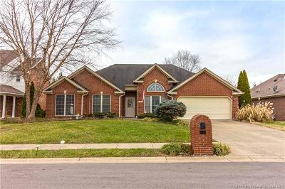 Jeffersonville Single Family Home For Sale: 264 Wood Duck Circle