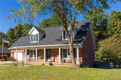 Floyds Knobs Single Family Home For Sale: 4460 Erin Drive