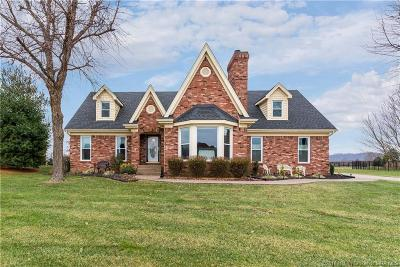Floyd County Single Family Home For Sale: 3201 Magnolia Court