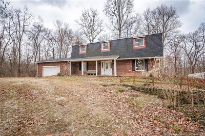 Crawford County Single Family Home For Sale: 5879 N Vanlaningham Road