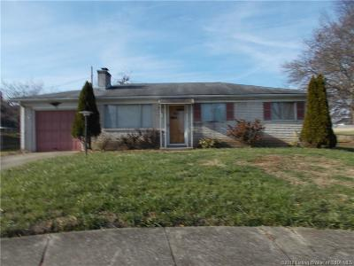 New Albany Single Family Home For Sale: 519 Roseview Terrace