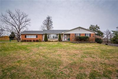 Single Family Home For Sale: 2712 Victoria Drive