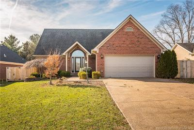 Single Family Home For Sale: 8408 Aberdeen Lane