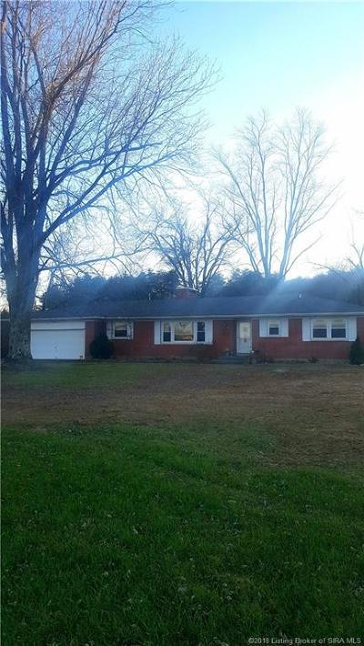 Harrison County Single Family Home For Sale: 1895 Hancock Chapel Road NW