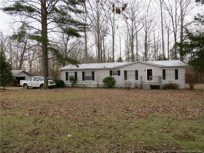 Crawford County Single Family Home For Sale: 1639 E Denton Road