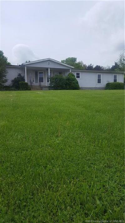 Harrison County Single Family Home For Sale: 1985 Hancock Chapel Road NW