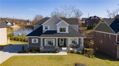 Floyds Knobs Single Family Home For Sale: 2004 Andres Way