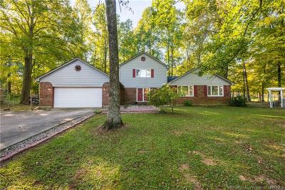 Corydon Single Family Home For Sale: 1960 Molly Brown Drive NW