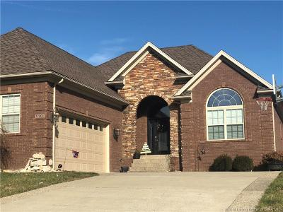 Sellersburg Single Family Home For Sale: 12302 Magnolia Pointe
