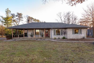 Floyd County Single Family Home For Sale: 1601 Woodland Road