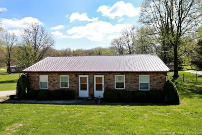 Harrison County Single Family Home For Sale: 14742 Greene Street
