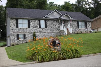 Floyd County Single Family Home For Sale: 219 Village Pine Drive