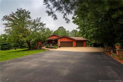 Floyds Knobs Single Family Home For Sale: 2010 Beckin Road