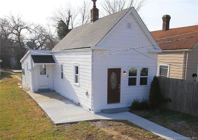 New Albany Single Family Home For Sale: 247 Jackson Street